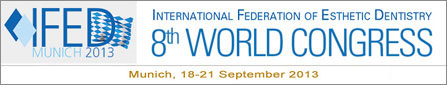 8th World Congress of the IFED 2013